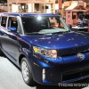 2014 Scion xB Angled