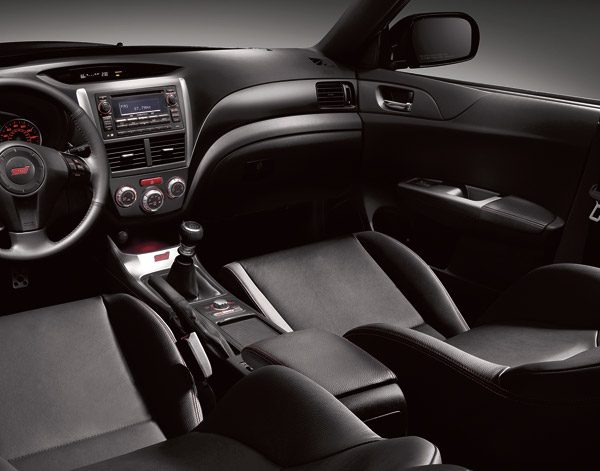 2014 Subaru Impreza Wrx Overview The News Wheel