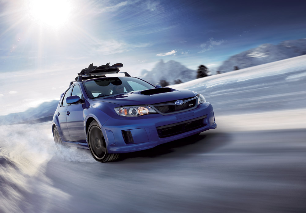 2014 Subaru Impreza Wrx Overview The News Wheel