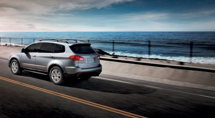 2014 Subaru Tribeca Overview