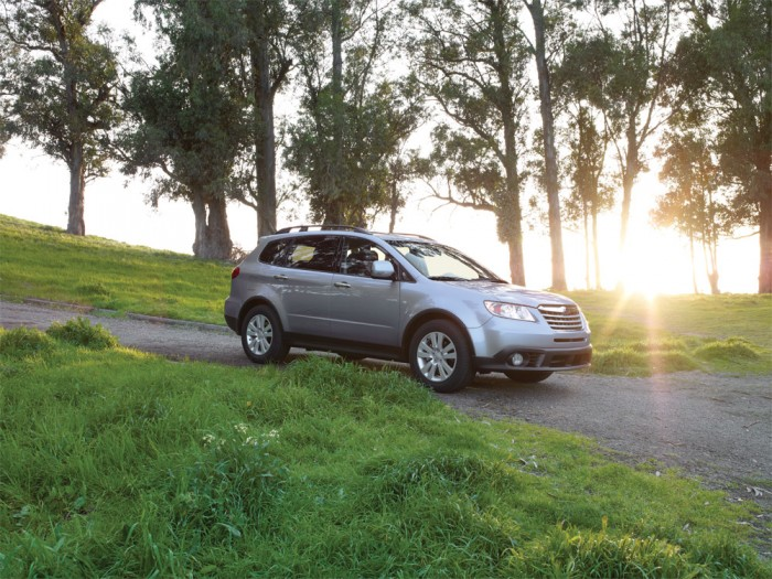 Flagship Subaru Seven-Seater SUV Still in Design Phase, replacing Subaru Tribeca
