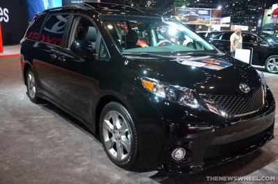 Toyota Jan names her baby Sienna?