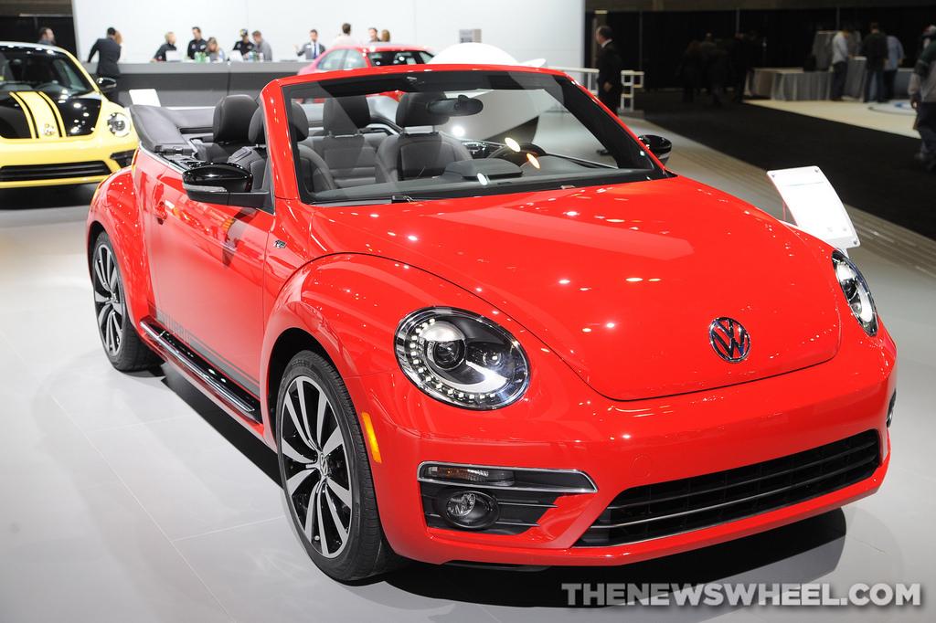 2014 Volkswagen Beetle Convertible TDI Overview - The News Wheel