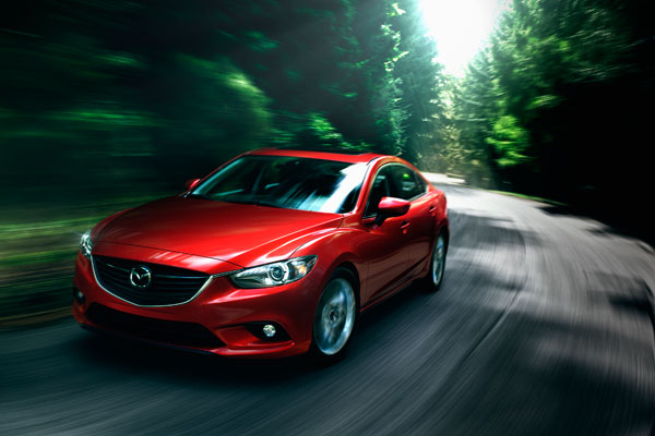 2015 Mazda6 overview