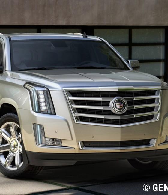 2015 Cadillac Escalade Overview