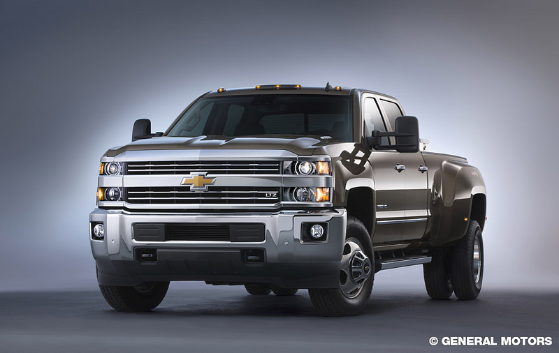 Introducing the 2015 Chevrolet Silverado HD, making your toughest jobs seem that much easier.