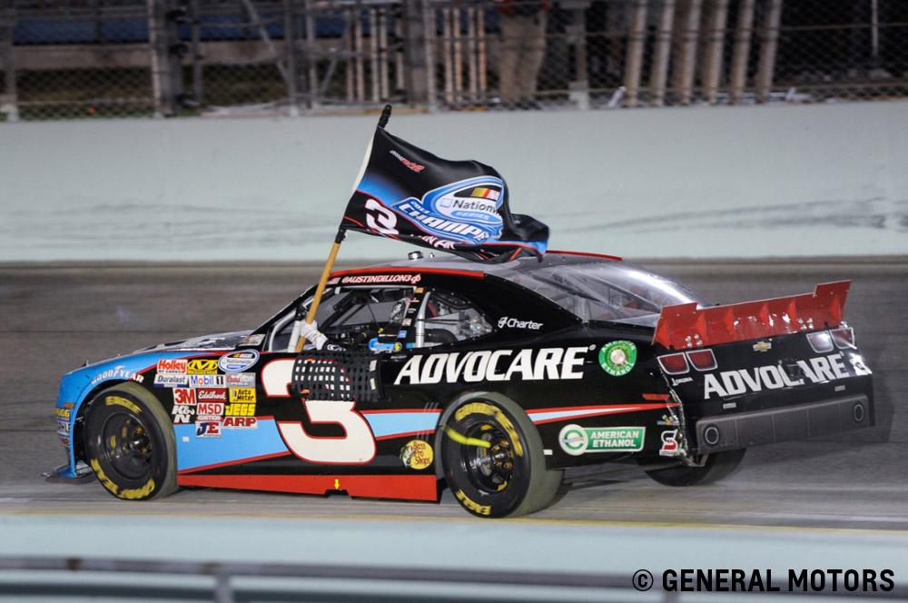 Austin Dillon Claims Poll at Daytona 500 in Grandfather's ...