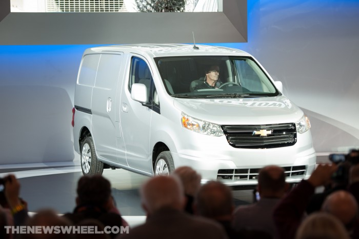 GM Half-Ton Vans Nixed, City Express taking place