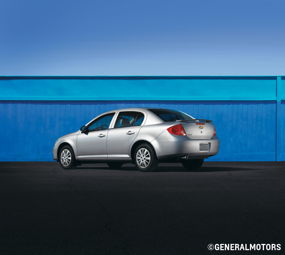 Expanded GM recall: Chevy Cobalt