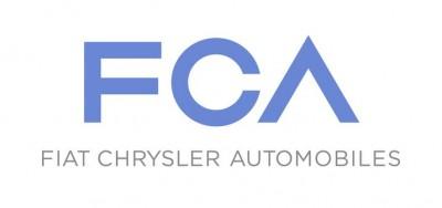 New Fiat and Chrysler Logo