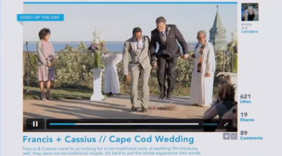Francis and Cassius in Chevrolet's Olympic Ad #TheNew Love