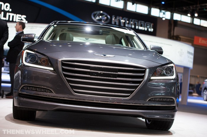 Hyundai Genesis' Awards