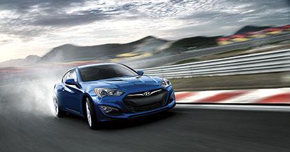 Hyundai's 2014 Genesis Coupe