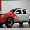 Best of the Chicago Auto Show: Nissan Frontier Diesel Runner Concept 4