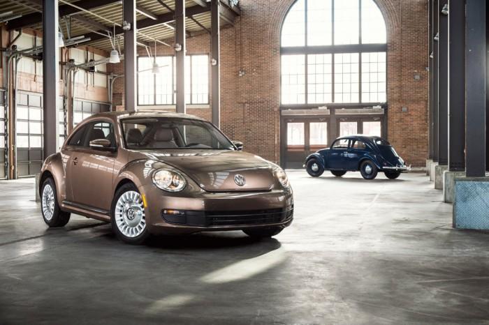 Volkswagen Beetle Celebrates 65 Years
