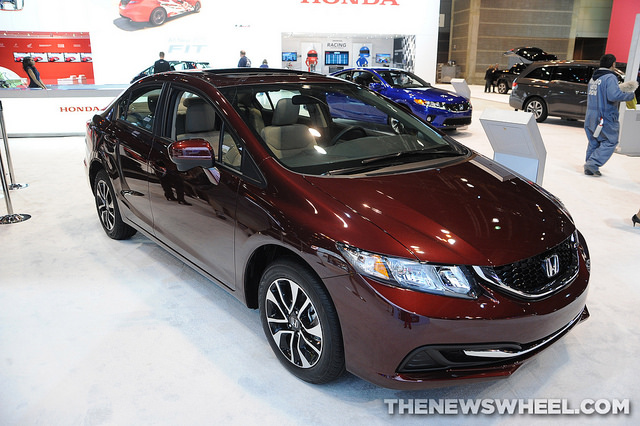 2014 honda civic lx recall notice issued for potential tire problem the news wheel. Black Bedroom Furniture Sets. Home Design Ideas