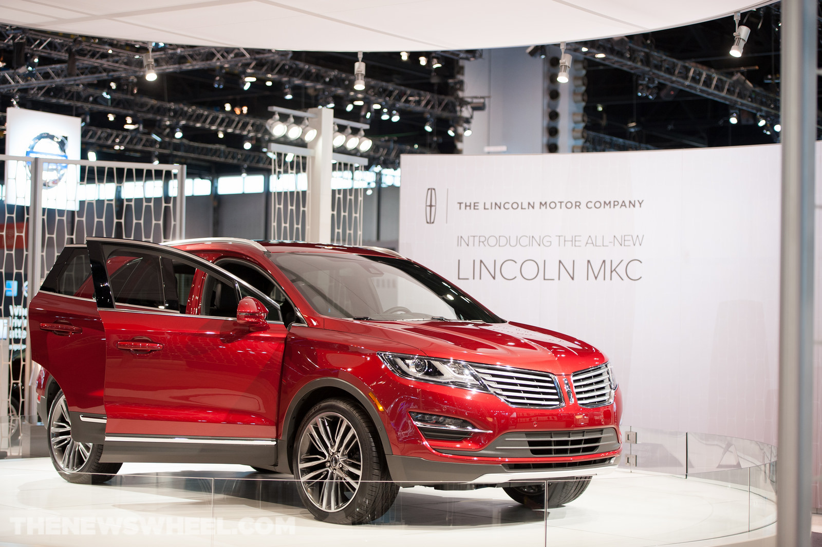 Lincoln MKC and Essence Magazine