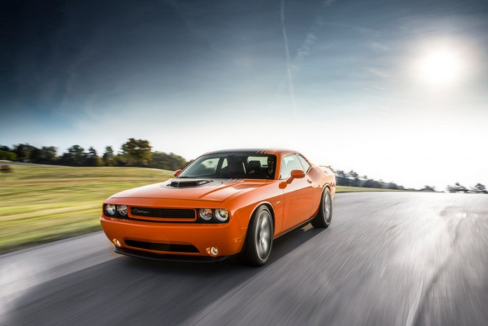 2014 Dodge Challenger Shaker Overview