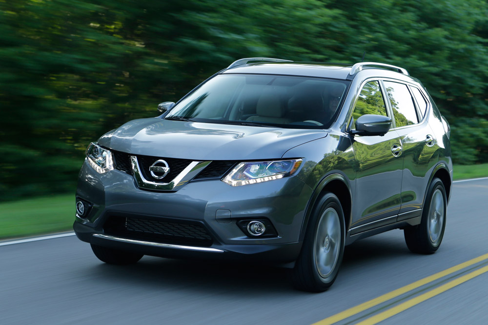 2014 Nissan Rogue a Top Safety Pick Plus