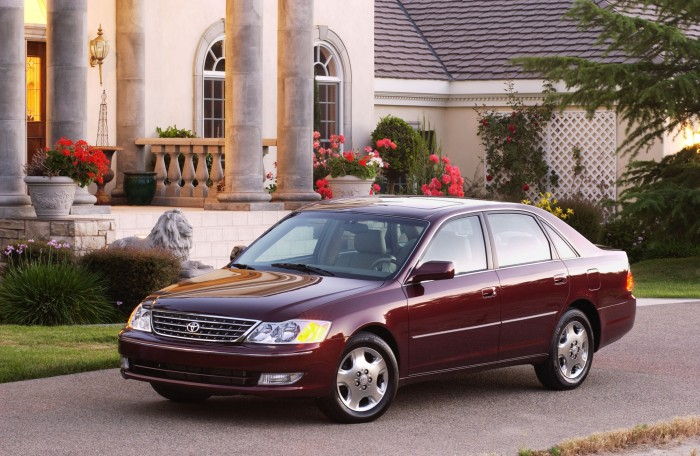 2003 – 2004 Toyota Avalon Recall Issued by NHTSA
