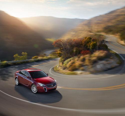 2014 Buick Regal - Buick's April Sales