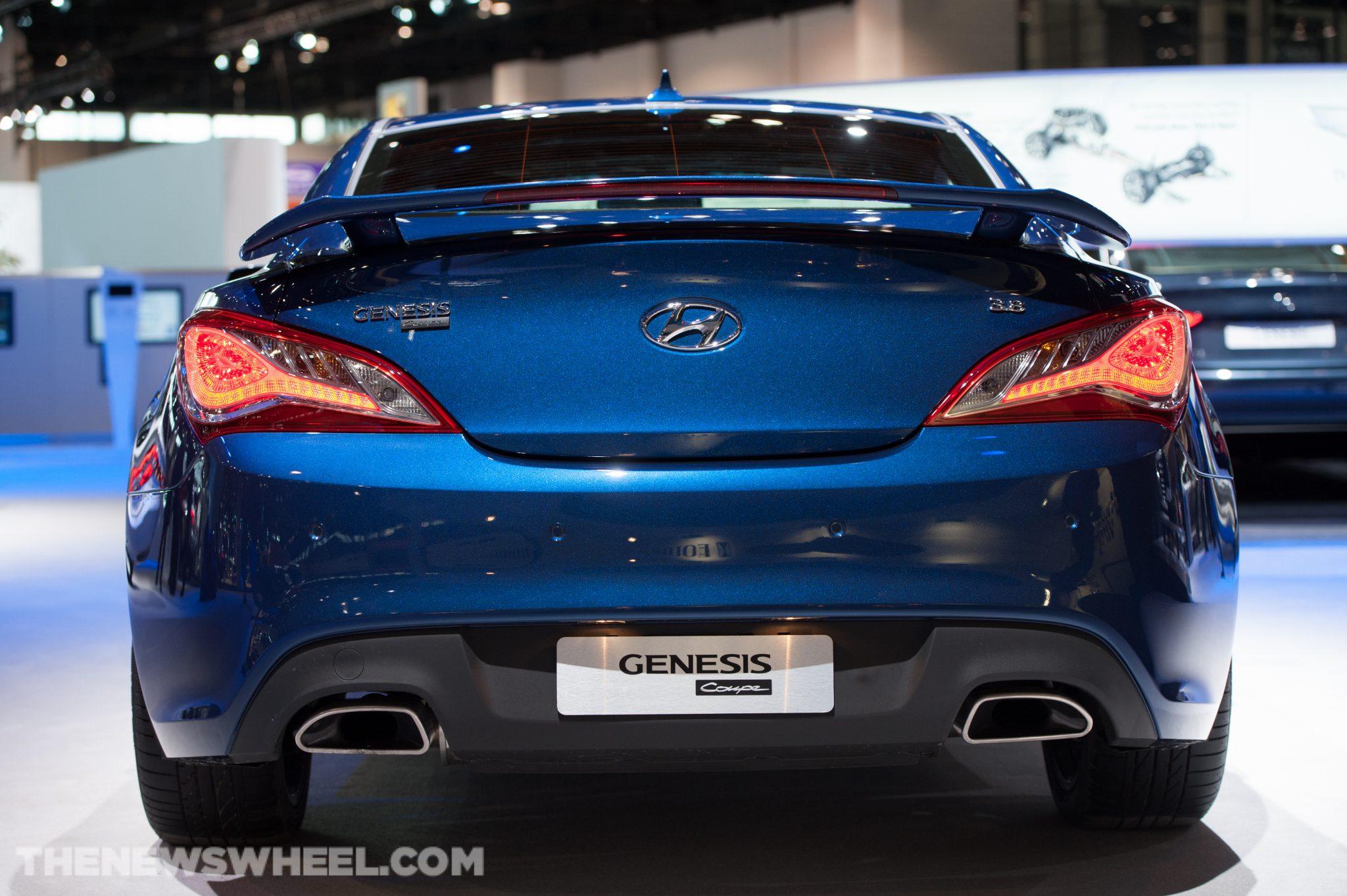 2014 Hyundai Genesis Coupe 2.0 T >> 2014 Hyundai Genesis Coupe Overview The News Wheel