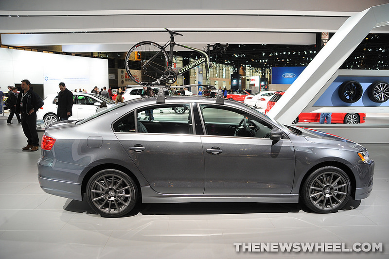 2014 Volkswagen Jetta TDI Overview - The News Wheel