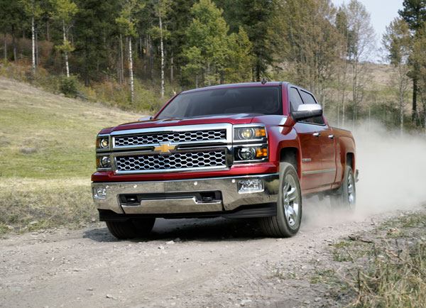 Updates for 2015 Chevy Silverado