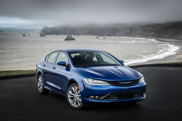 The 2015 Chrysler 200 was a key player for Chrysler Group's August 2014 sales.