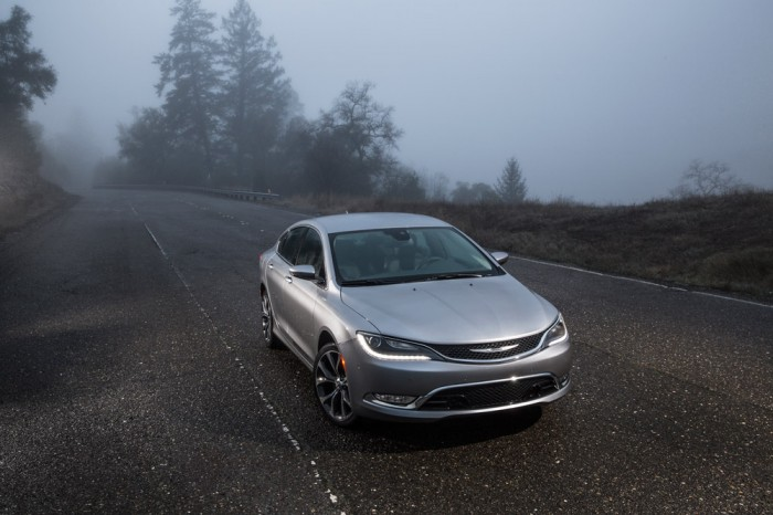 2015 Chrysler 200 | Fiat Chrysler's December 2014