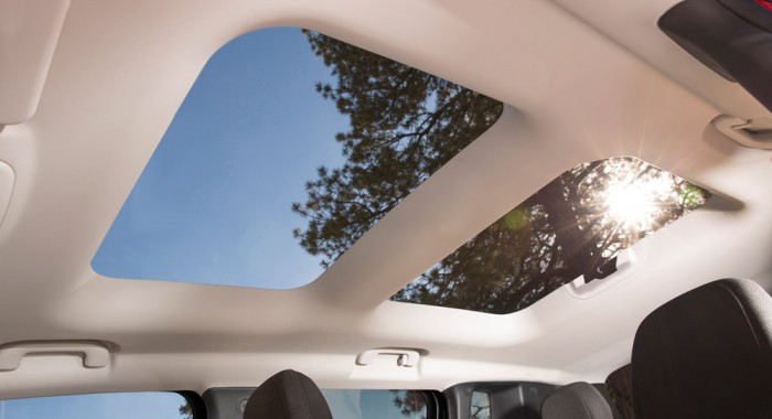 2015 Jeep Renegade My Sky Open-Air System
