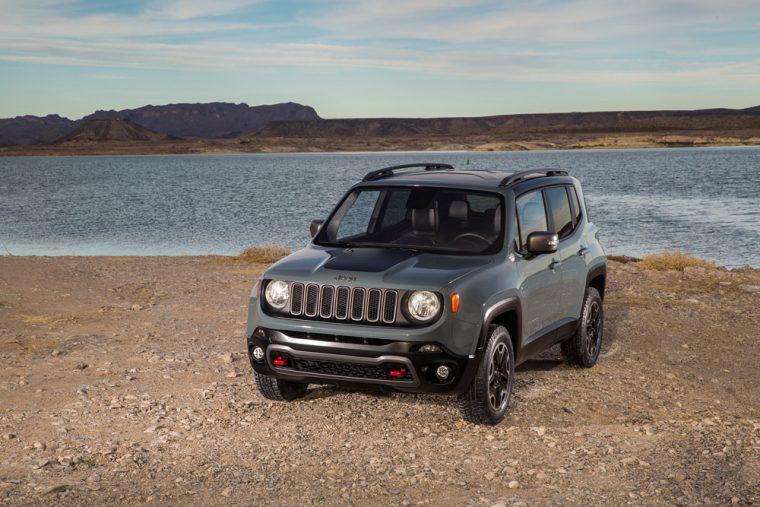 2015 Jeep Renegade design