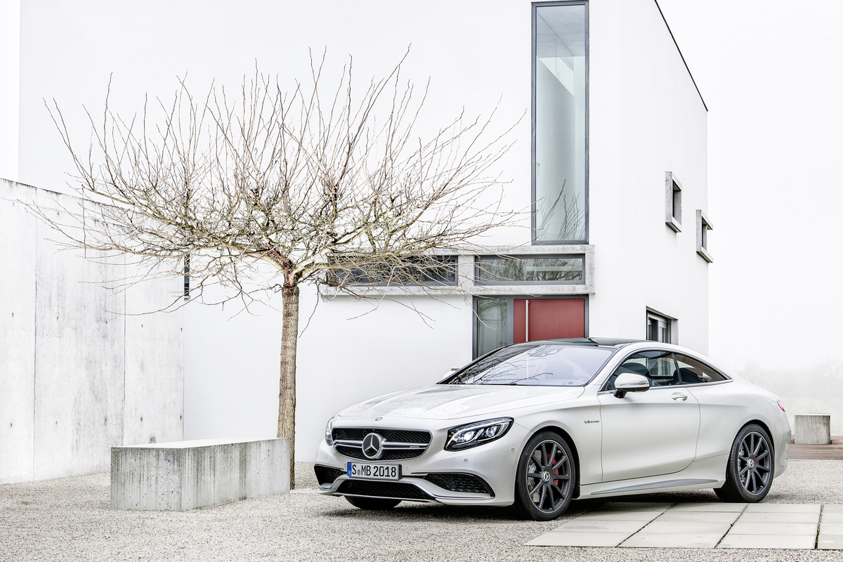 S63 AMG 4MATIC Coupe
