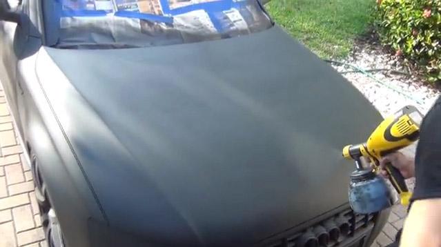 how to Plasti Dip Your Car