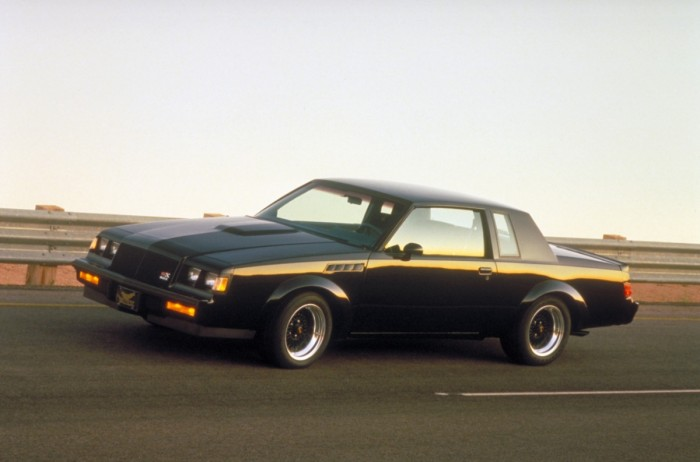 1987 Regal Makes our Final Four of Buick Vehicles