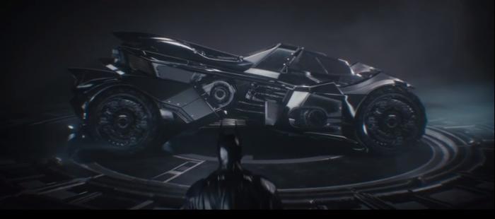 Drivable Batmobile