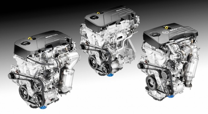 GM Ecotec Engines