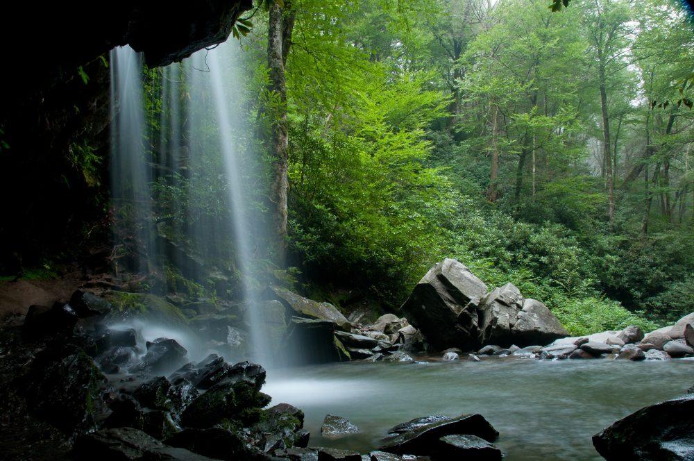 Grotto Falls, Great Smoky Mountain National Park