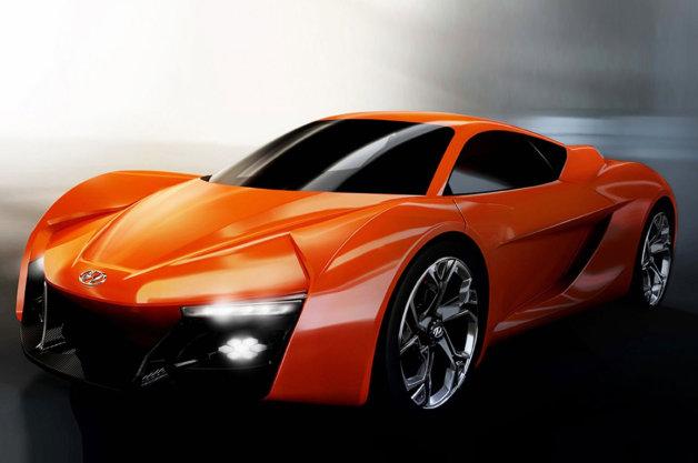 Hyundai PassoCorto Concept Production Chances Unlikely