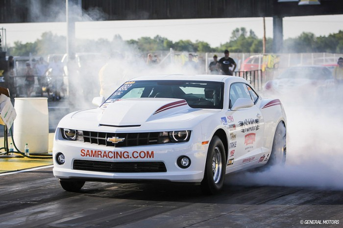 Chevrolet Support NHRA Drag Racers