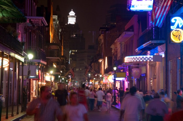 Best Road Trip Destinations: New Orleans