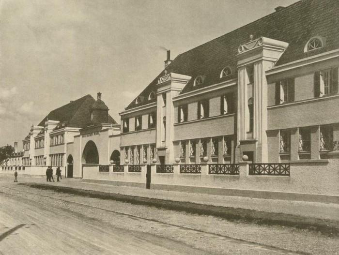 Original BMW Factory 1924