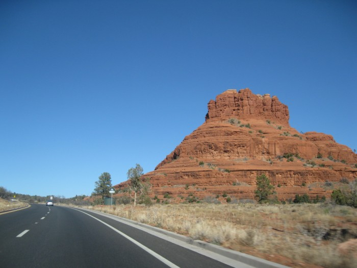 Best Road Trip Drives: Red Rock Scenic Byway, Arizona