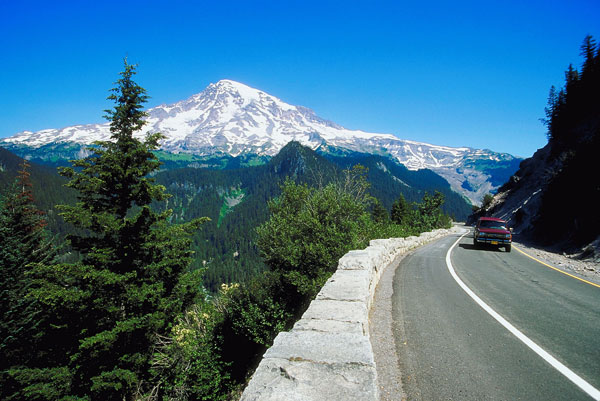 Best Road Trip Drives: Going-to-the-Sun Road, Montana