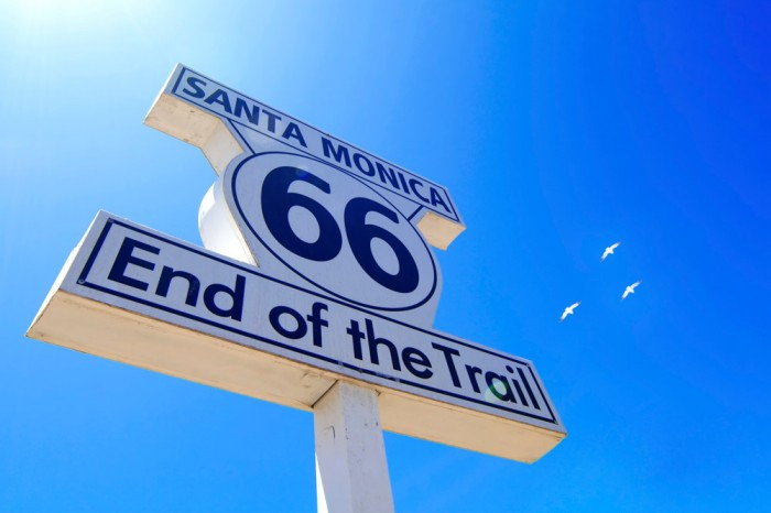 Best Road Trip Drives: Route 66