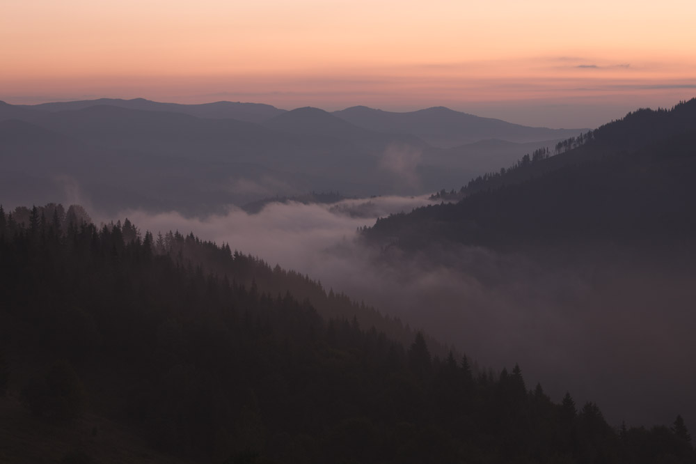 best road trip destinations: Smokey Mountains, Tennessee