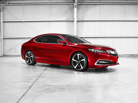 : Acura Is the Top Luxury Brand
