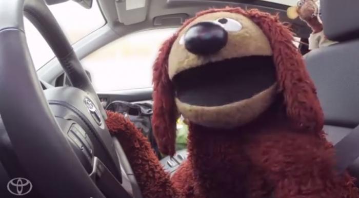 New Muppet Highlander Ad
