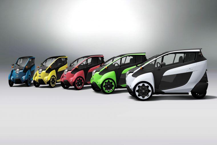 Toyota i-Road Onramp conference