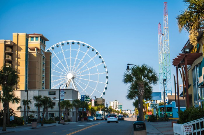 Best Road Trip Destinations: Myrtle Beach